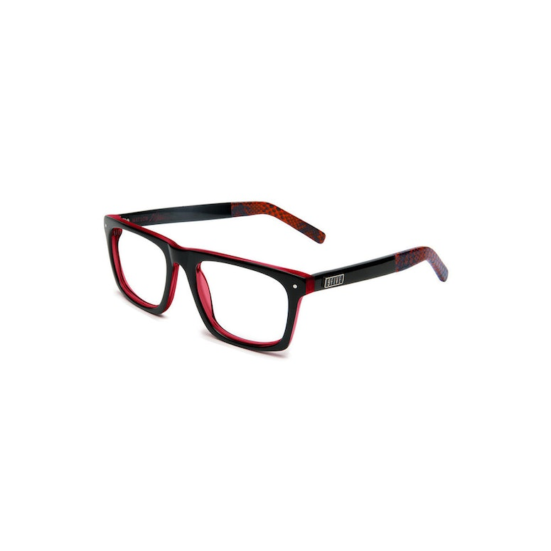 Watson Sunglasses Red/black