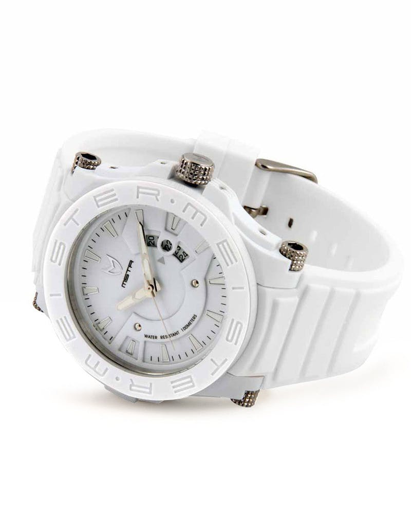 Prodigy Rubber Band White