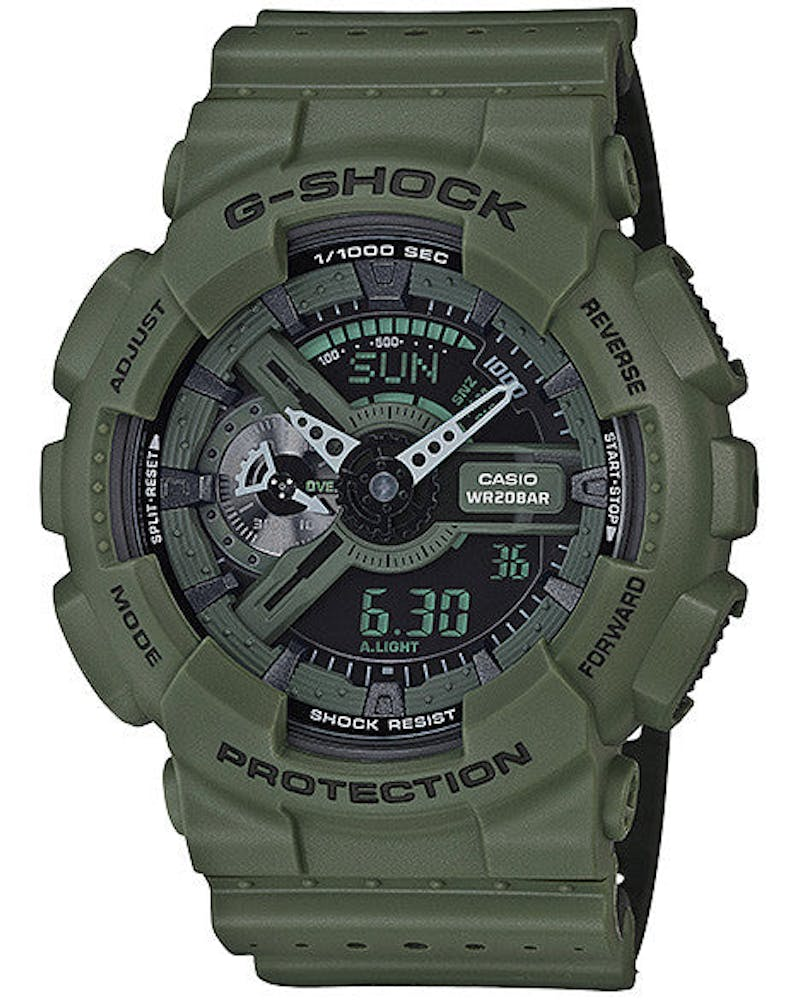 Ga110lp Punching Patterns Army Green