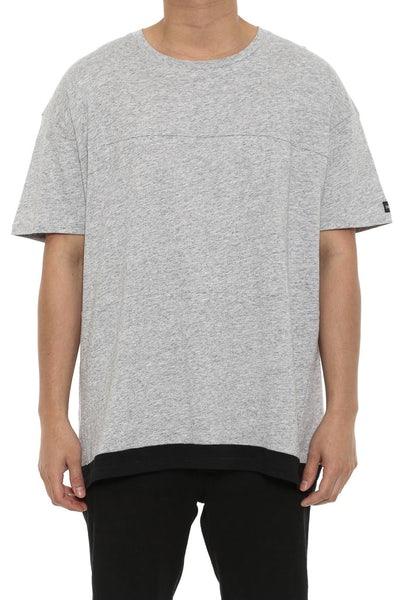 Dip Rugger Tee Grey/black