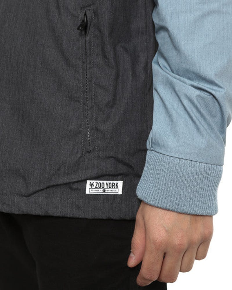 Zoo York Dundo Jacket Teal