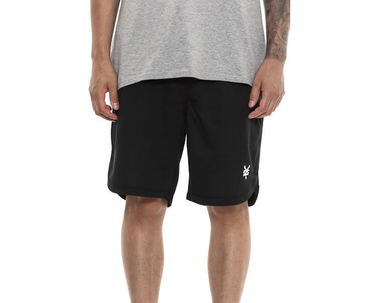 Zoo York Jersey Rugby Short Black