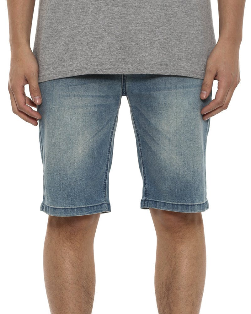Brooklyn Denim Short Indigo