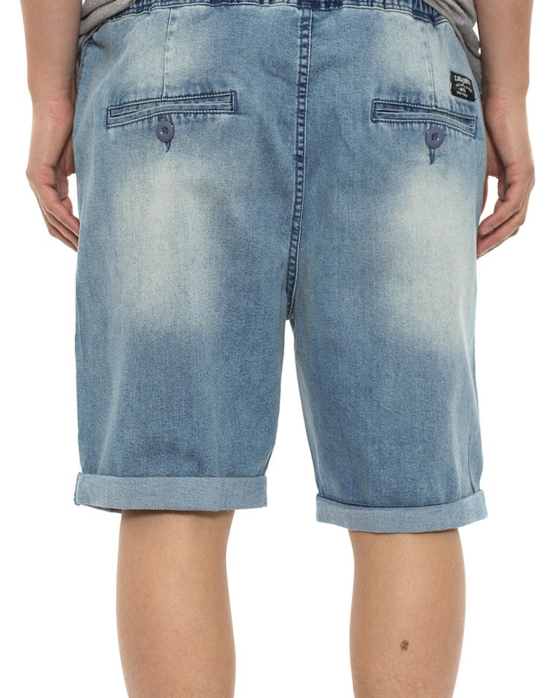 Coney Denim Short Indigo