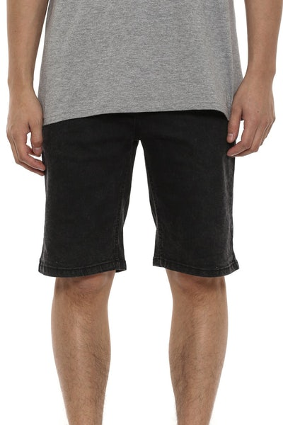 Brooklyn Denim Short Black